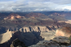 I'm still convinced that Grand Canyon National Park is a green screen.