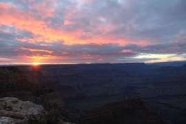 Sometimes Mother Nature is such a show off, Grand Canyon National Park.